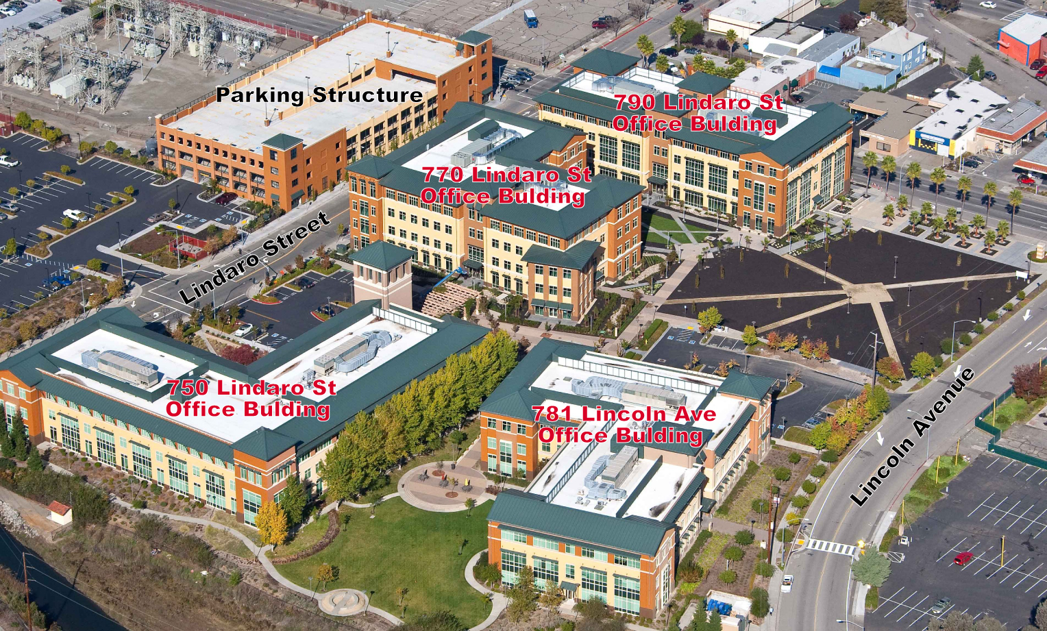 San Rafael Corporate Center - Seagate Properties